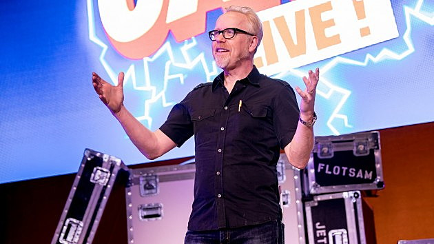 AdamSavage_©MattChristinePhotography/ Courtesy: Brain Candy Live